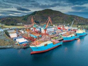 Kleven, Lürssen Partner to Build Explorer Vessel