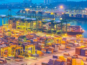 Container Port Throughput Growth at Highest Level in Almost Seven Years