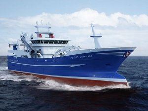 Wärtsilä propulsion solution chosen for advanced purse seiner