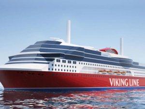 Wärtsilä to Power Viking Line's New LNG Fuelled Ferry