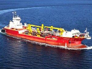 GLDD takes delivery of advanced ATB hopper dredge