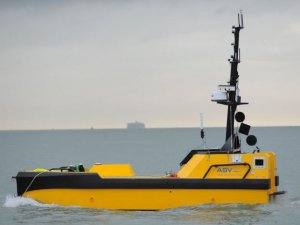Autonomous Shipping Raises Legal Concerns