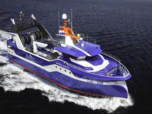 Damen wins order for twin rig fishing trawler