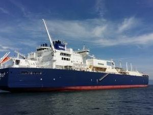 Arctic LNG Carriers Delivered: RS Class