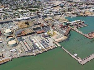 Vigor May Purchase San Francisco Shipyard