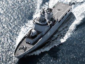 Lürssen Wins Australian Offshore Patrol Vessel Contract