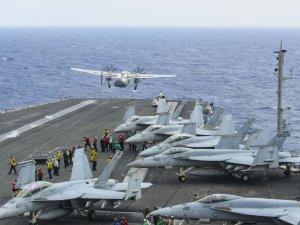 U.S. Navy Identifies Sailors Lost in C-2A Crash