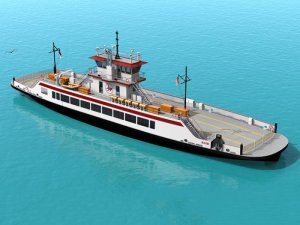 EBDG designs new North Carolina DOT ferry