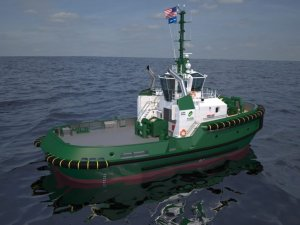 FOSS and Damen to Build Ten Tugs for U.S. Ship Assist and Escort Market