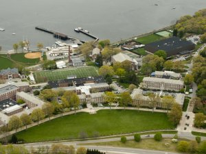Energy Savings Project Underway at Coast Guard Academy