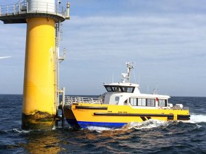 Volvo Penta gears up for U.S. wind farm support vessel sector
