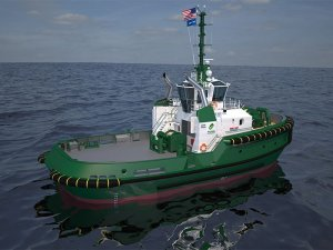 Foss to build Damen ship assist and escort tugs for U.S. market