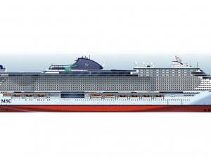 MSC Cruises Orders Two Additional Cruise Ships