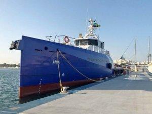 Damen Shipyards Delivers Vessel to MC2