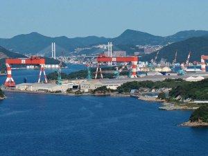 Mitsubishi Heavy Industries Splits Shipbuilding Business