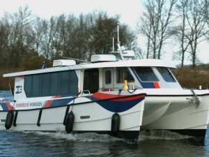 Hydrogen-Powered Ferry Christened