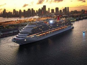 Carnival names third ship in Vista Class