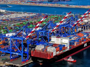CMA CGM Sells Interest in Los Angeles Terminal