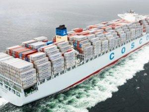 COSCO unit tops global peers in container handling
