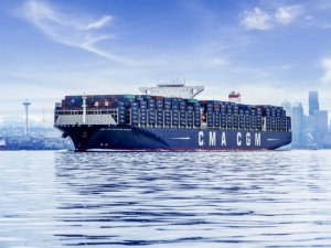 CMA CGM Lines Up LNG Fuel Supply for Gas-Powered Megaships