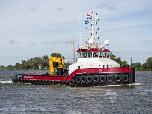 Damen customer upgrades to a bigger Shoalbuster