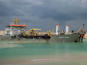 Boskalis and DEME win major South American dredging contract