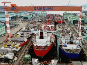 Loss making Samsung Heavy replaces CEO
