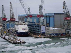 Arctech Helsinki Shipyard Looks for New Investor as Sanctions Bite