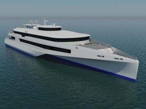 Austal inks MOU for 80 m trimaran for Japan-Korea ferry route