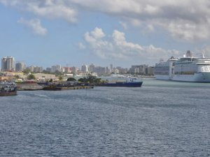 In Puerto Rico, Cruises Spark First Signs of a Tourism Recovery