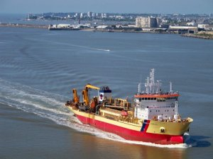 Dredger 'Samuel de Champlain' to Become First in Europe to Be Converted to Duel-Fuel LNG
