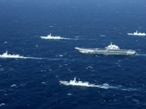 With Focus on North Korea, China Continues its South China Sea Buildup