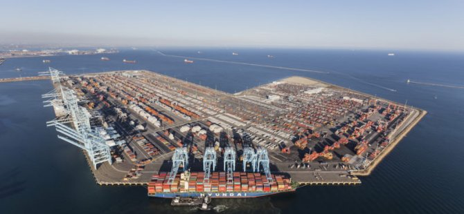 Port of Los Angeles Sets New All-Time Monthly Container Volume Record
