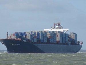 Diana Containerships fixes post panamax boxship to Wan Hai