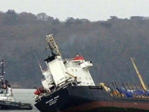 U.K. Assisting Listing Russian Ship