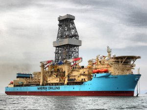 Maersk Drilling Bags Contract with Tullow Ghana