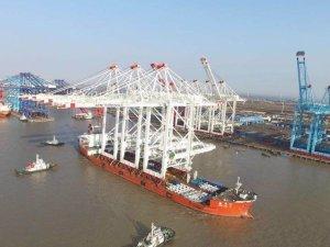 MedPort Tangier Cranes to Reach APM Soon