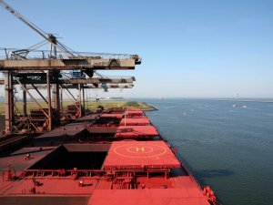World Seaborne Coal Trade Up in 2017