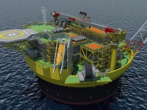 Shell Penguins Field FPSO Contract for Sevan Marine