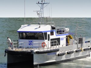 Dive Support Vessel Delivered to Stapem Offshore