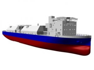Schulte LNG bunkering vessel will be ballast-free