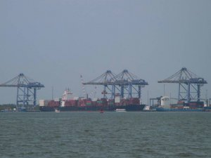 India's Major Ports See 4.58% Cargo Traffic Growth