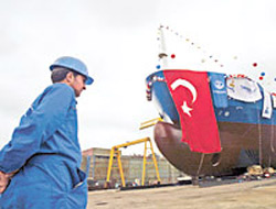 Turkish shipbuilding increase
