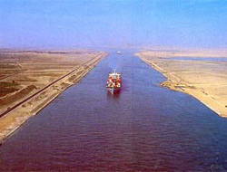 Egypt's big business: Suez Canal
