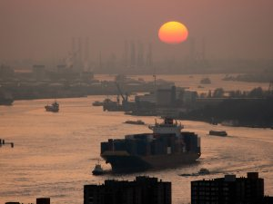 Container Throughput Boosts Port of Rotterdam