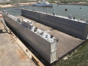 Hendry Marine Adds New Drydock