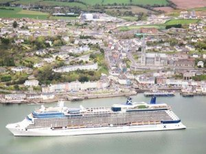 Port of Cork Reports Banner Year for its Cruise Business