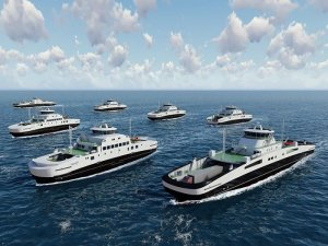 Fjord1 orders seven more battery powered ferries