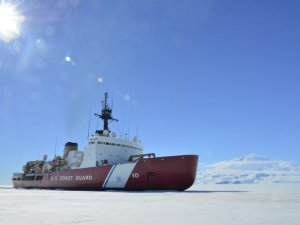 U.S. Navy Releases Proposal Request for Coast Guard's New Heavy Polar Icebreaker