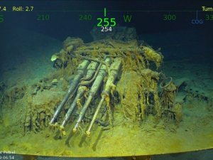 'Lady Lex' Found: Five Facts on the Discovery of the WW2 Warship USS Lexington
